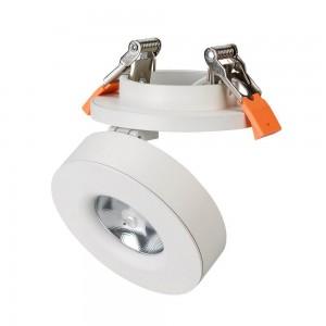 Встраиваемый светодиодный спот Arlight LGD-Mona-Built-R100-12W Day4000 025449