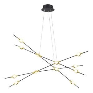 Подвесной светодиодный светильник Odeon Light Costella 3906/48L