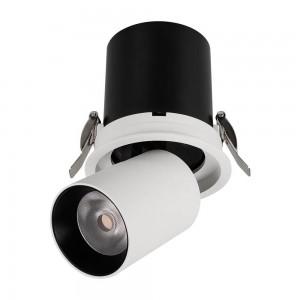 Встраиваемый светодиодный спот Arlight LGD-Pull-R100-10W White6000 026192